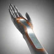 Wrist support, SPORLASTIC