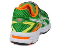 C350N Asics, GT-1000 2 PS, Grön/Orange (7001)